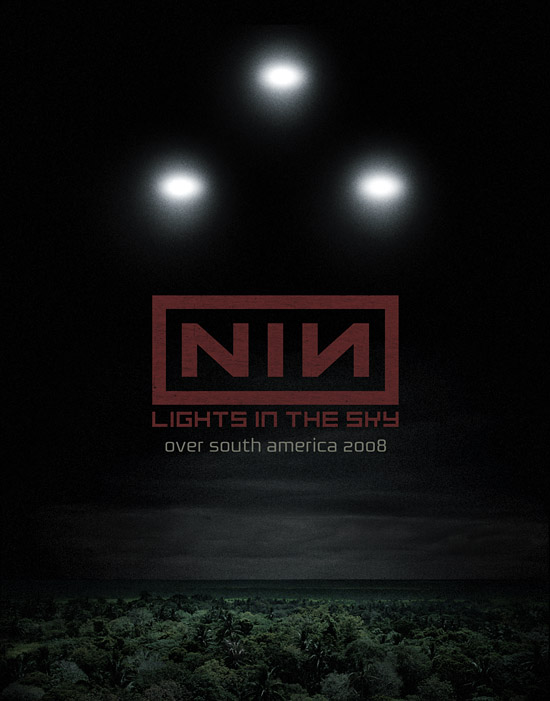 Nine Inch Nails en Latinoamerica