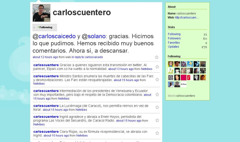 Twitter Carloscuentero