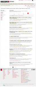 Resultados de búsqueda en ElTiempo.com 2009-10-02