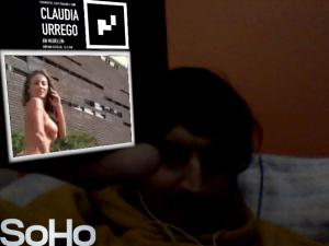 Probando realidad aumentada en la revista SoHo 2