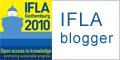 IFLA blogger