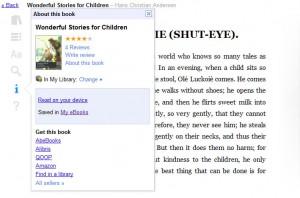 Reseñas y puntuaciones en Google Books desde el navegador. Foto: Hiperterminal.com