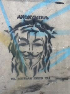 Anonymous: El mesías eres tú