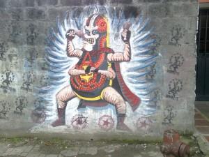 Luchador. Manizales, Colombia