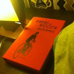 Diarios de bicicleta de David Byrne