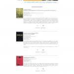 Sitio web de la Editorial Javeriana antes de su adecuación