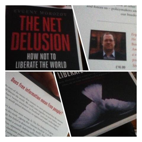 La desilusión de la red, de Evgeny Morozov