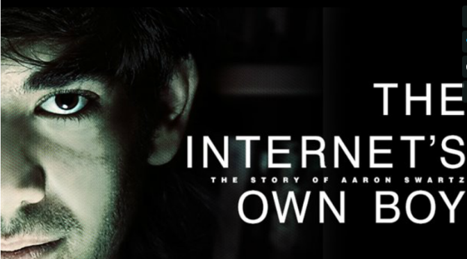 Aaron Swartz Documentary - The Internet's Own Boy