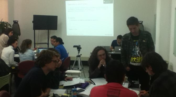 Hackathon de la Revista Mito 2