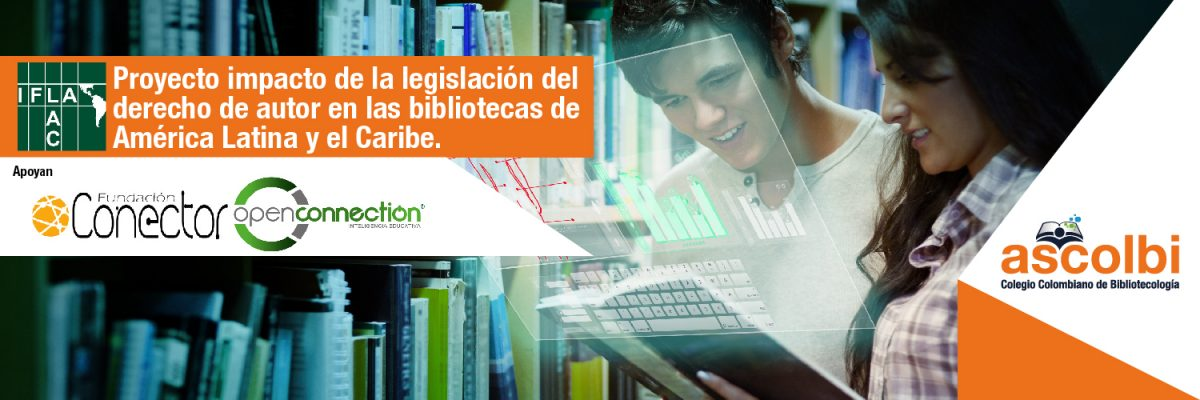 Investigación integrada en derecho de autor para Colombia, por ASCOLBI, Fundación Conector y OpenConnection