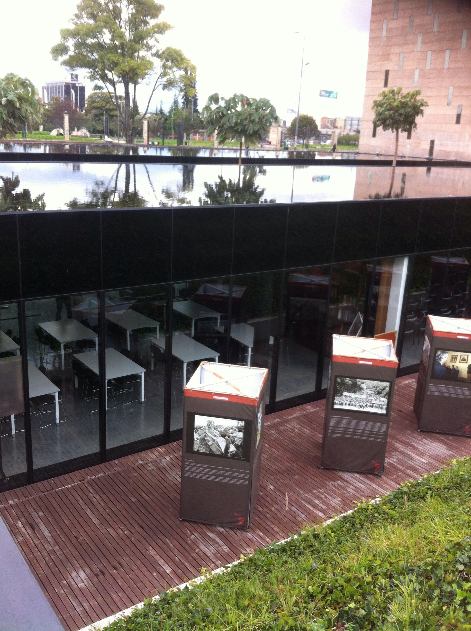 Centro de documentación del Centro de Memoria, Paz y Reconciliación