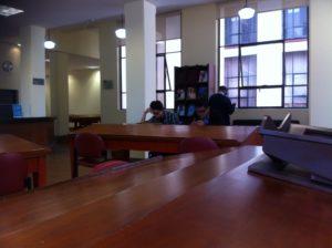 Hemeroteca de la Biblioteca Nacional de Colombia