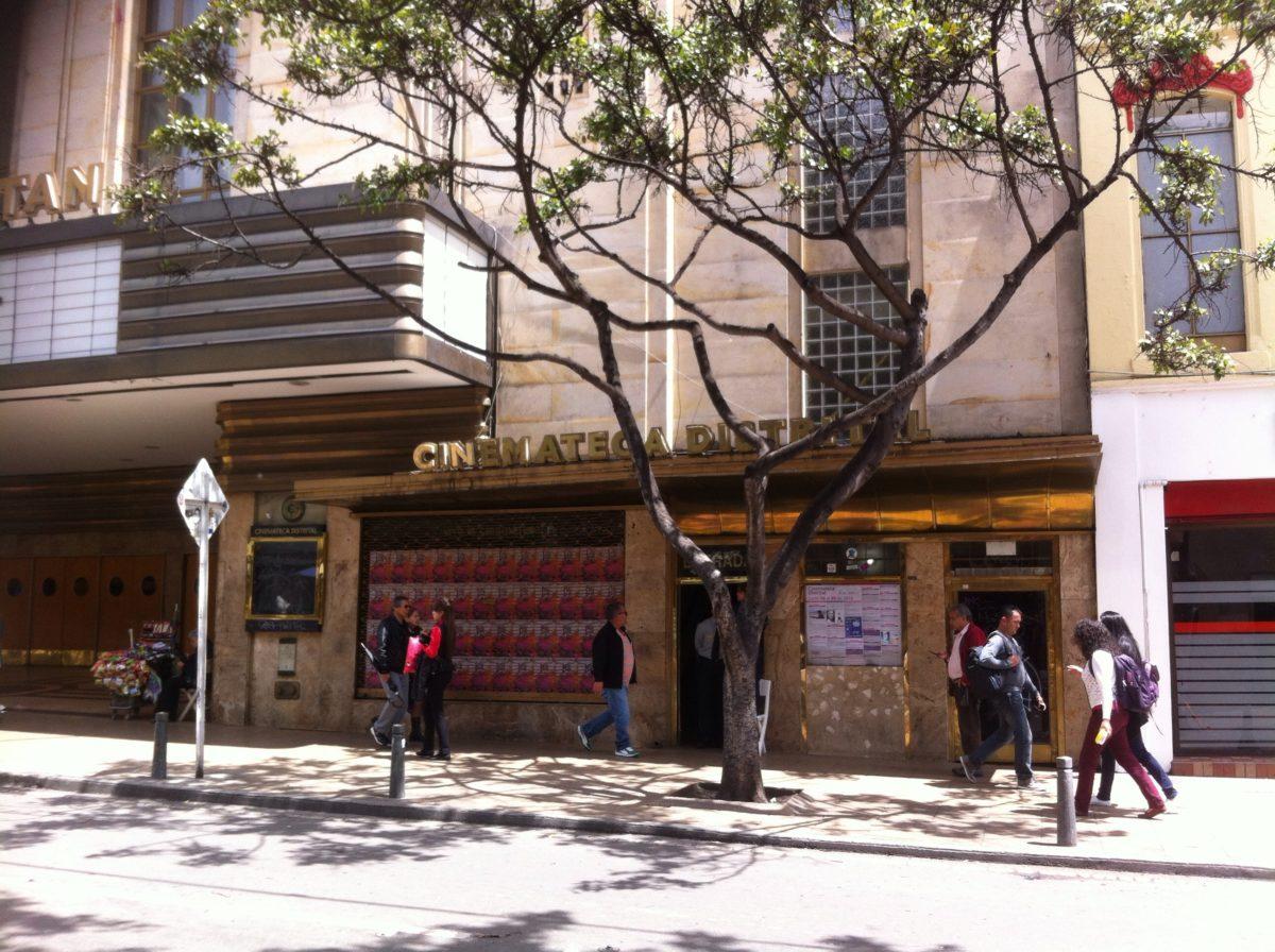 Biblioteca Especializada en Cine y Medios Audiovisuales de la Cinemateca BECMA
