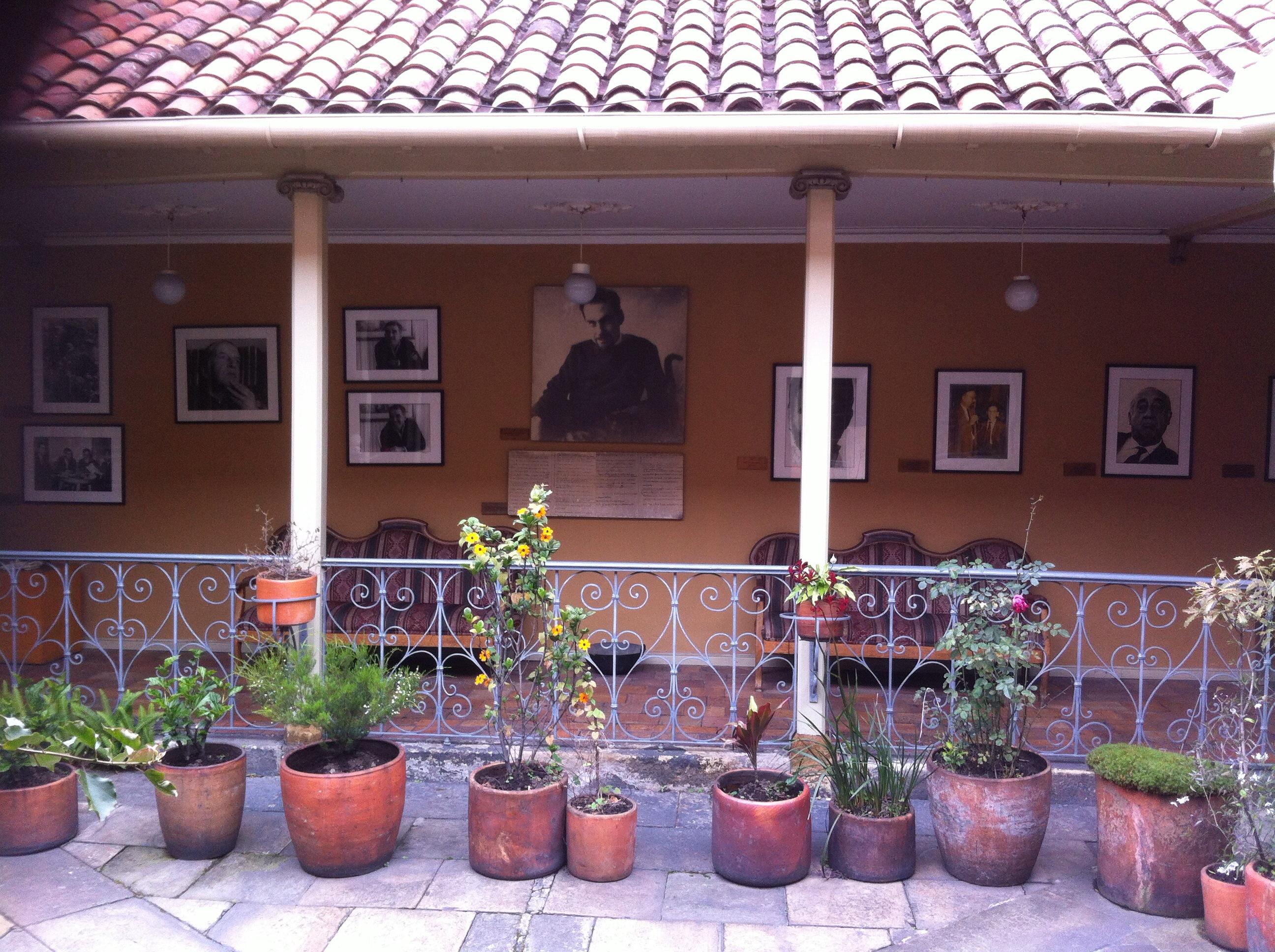 Casa de Poesía Silva
