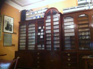 Fonoteca HJCK de la Casa de Poesía Silva