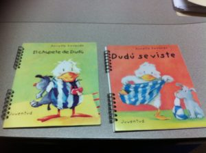 Libros infantiles en braille