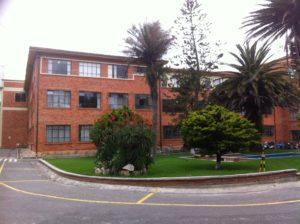 Biblioteca de la Universidad de La Salle, sede Norte