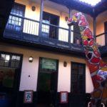 Interior de la Casa de Rafael Pombo