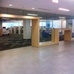Biblioteca Metropolitana de Columbus, Ohio. Entrada a la sala infantil