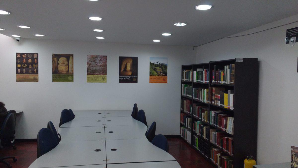 Sala de consulta ICANH