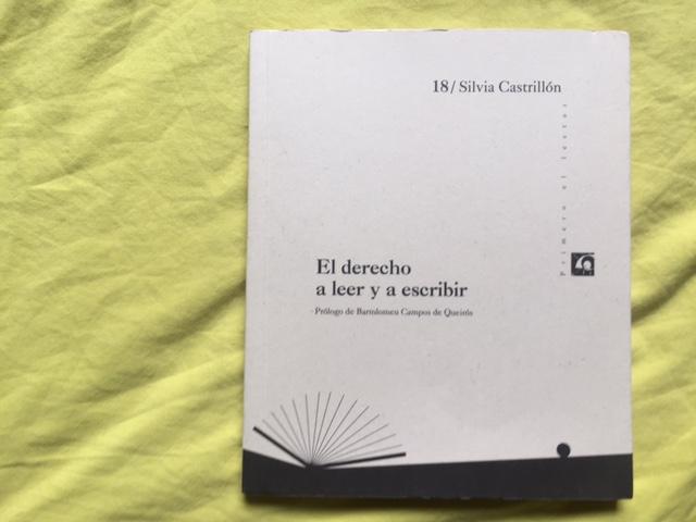 El derecho a leer y a escribir, de Silvia Castrillón