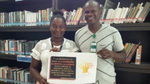 Bibliotecarios del Chocó (Colombia) pidiendo más y mejores excepciones y limitaciones para bibliotecas, archivos y museos