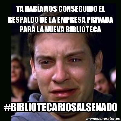 Los #BibliotecariosAlSenado iremos a solicitar más y mejores excepciones y limitaciones al derecho de autor en Colombia, se requieren mejores flexibilidades para cumplir nuestra actividad misional