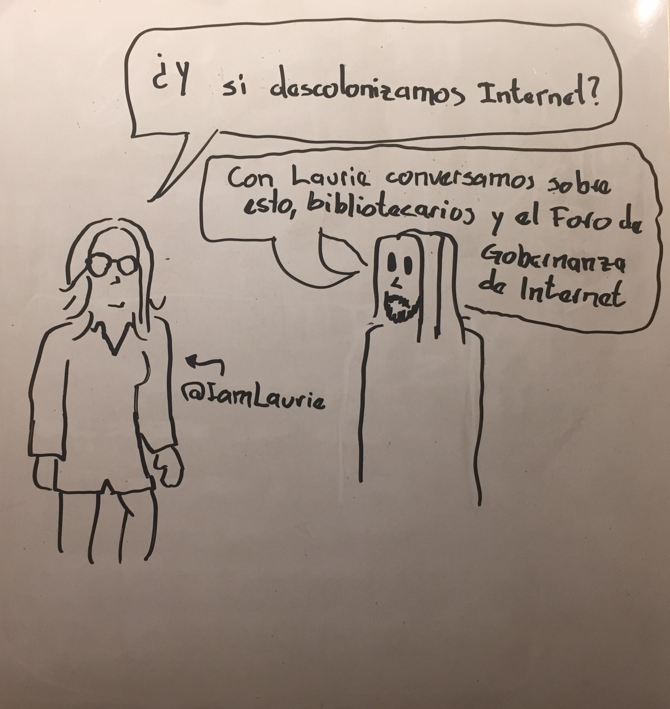 Descolonizando Internet