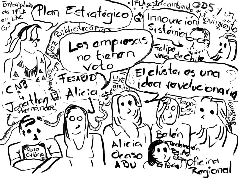 Caucus hispano en #WLIC2019