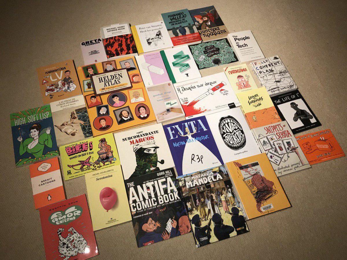 Los libros que me leí en el 2019